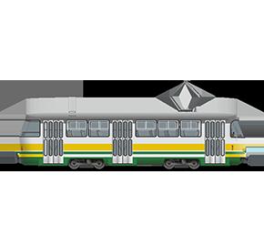 Эволюция трамваев